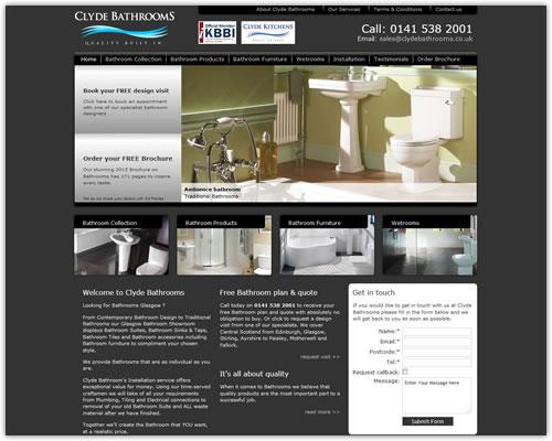 Clyde Bathrooms