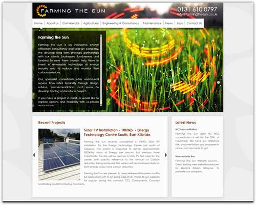 Farming the Sun