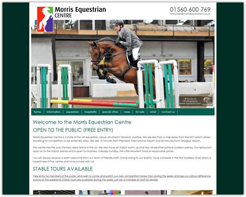 Morris Equestrian