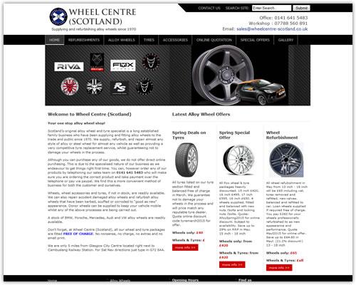 Wheel Centre (Scotland)